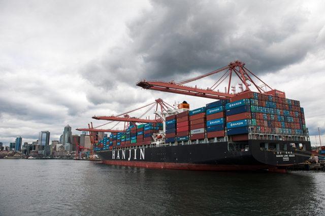Hanjin, FMC, Corea del Sur, quiebra, lecciones, William P. Doyle, Comisión Federal Marítima de Estados Unidos, Alianzas, información marítima y portuaria