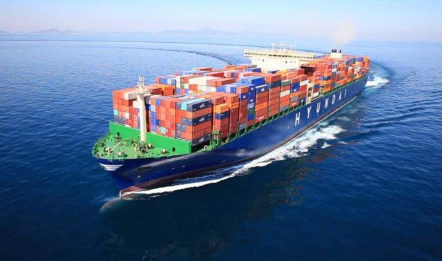 HMM, Hyundai Merchant Marine, reporte financiero, perdidas, Corea del Sur, contenedores, buques, información marítima y portuaria