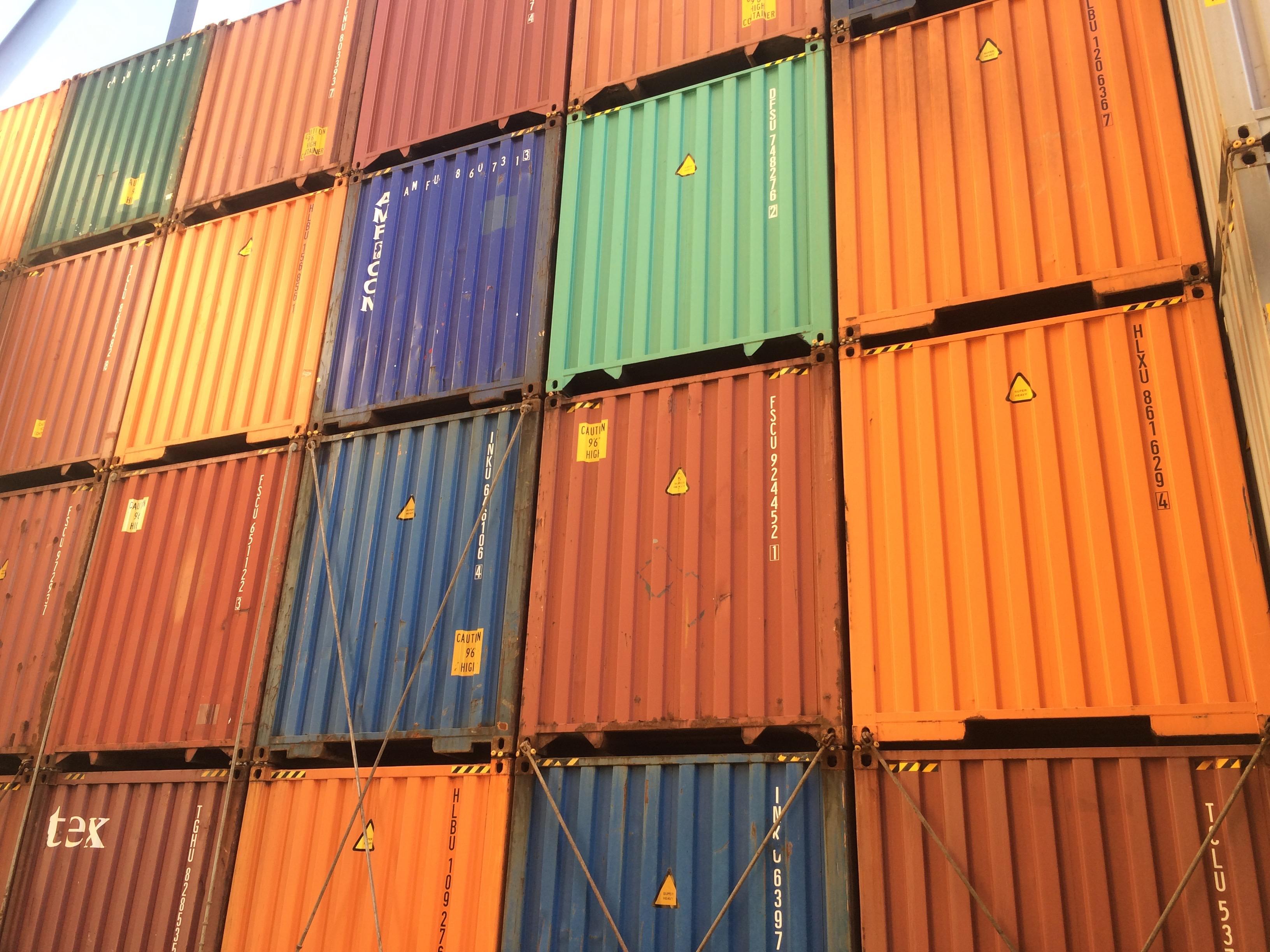 Reuters precio de contenedores en su m ximo desde 2015 - Contenedores maritimos precio ...