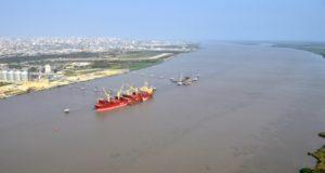 INVIAS, Puerto Barranquilla, dragado, APP, contrato, licitación, NAVELENA, CORMAGDALENA, información marítima y portuaria