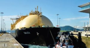 Canal de Panamá, LNG, GNL, ACP, USA, auge, tránsitos, , Astomos, Tokyo Gas, Korea Gas Corporation, KGAS, LPG, GPL, información marítima y portuaria