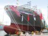 OOCL, OOCL Hong Kong, buque, contenedores, record, VLCC, Hong Kong, SHI, astillero, Información marítima y portuaria