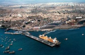 Puerto Ilo, Perú, Bolivia, convenio, acuerdo, cooperación, información marítima y portuaria