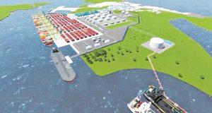 regasificación, LNG, Buenaventura, pacífico, planta de regasificación, energía, Colombia, información marítima y portuaria