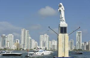 Virgen Bahia de Cartagena