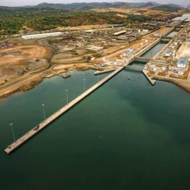 Landbridge, Colón, Panamá, PCCP, CCCC, IAPH, China, Puerto contenedores, buques, panamax, post panamax, super post panamax, información marítima y portuaria