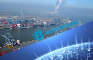 Puerto de Amberes- Blockchain