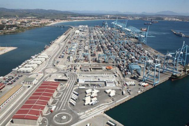 maersk, España, Puertos españoles, huelga, paro, productividad, disminuye, reforma portuaria, estibadores, sindicatos, información marítima y portuaria