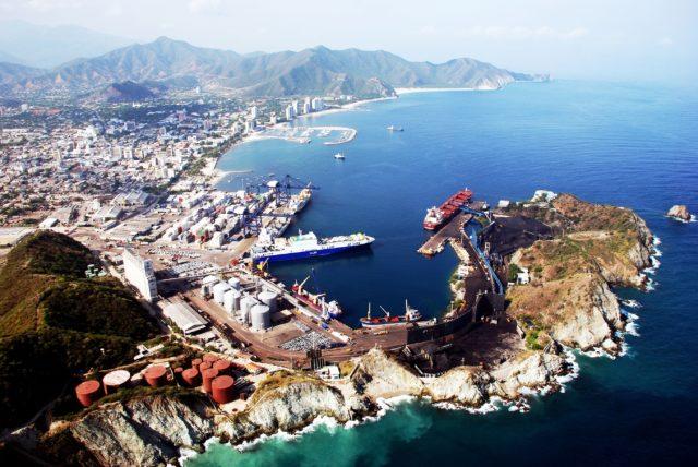 SPSM, Sociedad Portuaria Santa Marta, SSA Marine, colombia, banano, soya, vehículos, puertos, medio ambiente, información marítima y portuaría