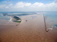 Rio Magdalena, canal de acceso, dragado, INVIAS, pérdidas, Colombia, Barranquilla, puerto de barranquilla, Bocas de ceniza, puertos, información portuaria, información marítima, información marítima y porturía