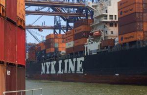 NYK, japón, Nippon Yussen Kaisha, reporte Q2, 2017, tanqueros, graneleros, contenedores, buques, armador, información marítima y portuaria