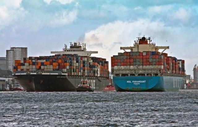 NYK, K-Line, MOL, japón, jointventure, fusión, contenedores, buques, operación portuaria, competencia, anticompetitividad, consolidación, información marítima y portuaria