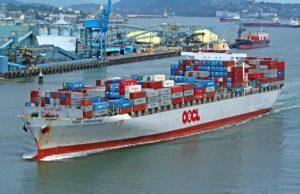 OOCL, OOIL, COSCO CL, reporte, ingresos, volúmenes, incremento, contenedores, liner, buques, información marítima, portuaria, información portuaria, información marítima y portuaria