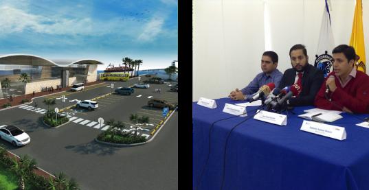 Ecuador, Manta, TPM, Autoridad portuaria de Manta, muelle cruceros, cruceros, pasajeros, APM, Ecuador, información marítima y portuaria