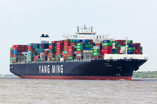 Yang Ming, Taiwan, contenedores, liner, servicio, buques, emisión, acciones, bolsa, capitalización, liquidez, información, marítima, portuaria, información marítima y portuaria