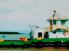 Colombia, remolcador, incidente marítimo, bocas de cenizas, El Griego, armada nacional, buques, salvamento, emergencia, información marítima, información portuaria, información marítima y portuaria