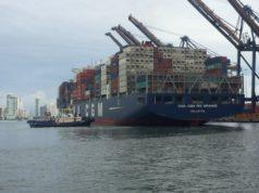 CMA CGM, China, buques, contenedores, 22.000TEU, TEU, construcción naval, uvlc, resultados, crecimiento, economias de escala, información marítima y portuaria, información marítima, información portuaria, ocean alliance, apl