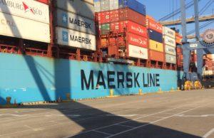 Maersk, Maersk line, contenedores, fletes, buques, alianzas, participación de mercado, cuota de mercado, tarifas, incremento, margen, buques, puertos, información marítima, información portuaria, información marítima y portuaria