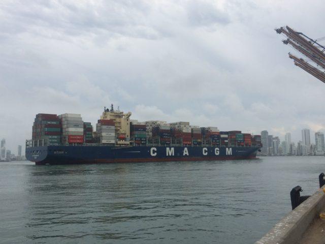 CMA CGM, APL, resultados, buques, contenedores, ganancias, perdidas, contrucción buques, industria, mercado contenerizado, información marítima, información portuaria