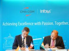 INFOSYS-CMA CGM