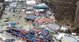 St Marteen, Irma, Huracán Irma, desastre, holanda, información marítima, información portuaria, información marítima y portuaria