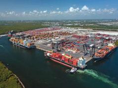 Port Everglades, Miami, USA, Huracán Irma, naturaleza, puertos, emergencia, Estados Unidos, Información marítima, Información portuaria, información marítima y porturia