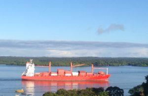 información marítima y portuaria