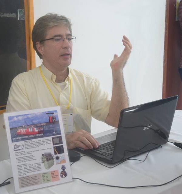 Proyecto de Simulación marítima, fluvial y portuaria