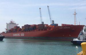 Maersk, Hamburg Sud, contenedores, liner, adquisición, compartir buques, VSA, Corea del Norte, anticompetitividad, regulación, autorización, asia, latino américa, información marítima, información portuaria, información marítima y portuaria