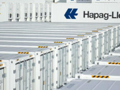Hapag Lloyd, reefer, contenedores, refrigerados, recarga, medio ambiente, sostenible, China, Chile, Star Cool, información marítima, información portuaria, información marítima y portuaria
