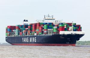 Contenedores, Yang Ming, Taiwan, resultados, reporte, positivo, ganancias, buques, indonesia, asociación, información marítima, información portuaria, información marítima y portuaria,