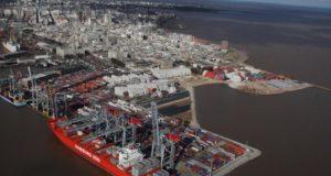 Montevideo, Uruguay, Toneladas, volumen, el observador, crecimiento, latino américa, contenedores, graneles, buques, información marítima, información portuaria, información marítima y portuaria