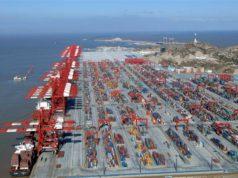 China, automatización, Shanghai, Yangshan, hangzhou, contenedores, pruebas, innovación, puertos aguas profundas, internacional, Shanghai International Port Group, información marítima, información portuaria, información marítima y portuaria