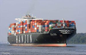 TSA, Acuerdo Estabilización transpacífico, USA, Estados Unidos, Maersk, Cosco NYK, Evergreen, OOCL, Hanjin, Yangming, Hapag Lloyd, ZIM, Hyundai, MSC, contenedores, puertos, información marítima, información portuaria, información marítima y portuaria