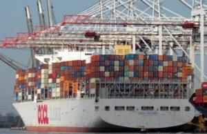 mega buques, ULCV, contenedores, liner, buques, puertos, cargue, descargue, logística, CargoSmart, información marítima, información portuaria, información marítima y portuaria