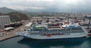 Santa Marta, atención, buques, SPSM, 1000, cruceros, Magdalena, incremento, información marítima, información portuaria, información marítima y portuaria, Colombia