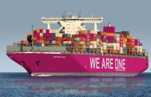 ONE, NYK, K-line, MOL, Ocean Network Express,fusión, japón, contenedores, buques, líneas, liner, información marítima, información portuaria, información marítima y portuaria
