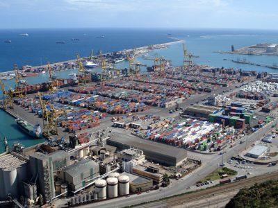 Barcelona, Puerto de Barcelona, España, contenedores, graneles, LNG, carga suelta, crecimiento, volúmen, deuda, información marítima, información portuaria, información marítima y portuaria
