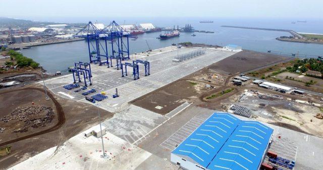 TCQ, AMP terminals, TCB, Terminal de contenedores de Barcelona, AP Moller Maersk, concesión, fallo, terminación, corrupción, información portuaria