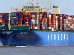 Contenedores, liner, HMM, Hyundai merchant marine, Hyundai, deficit, pérdidas operacionales, información marítima y portuaria
