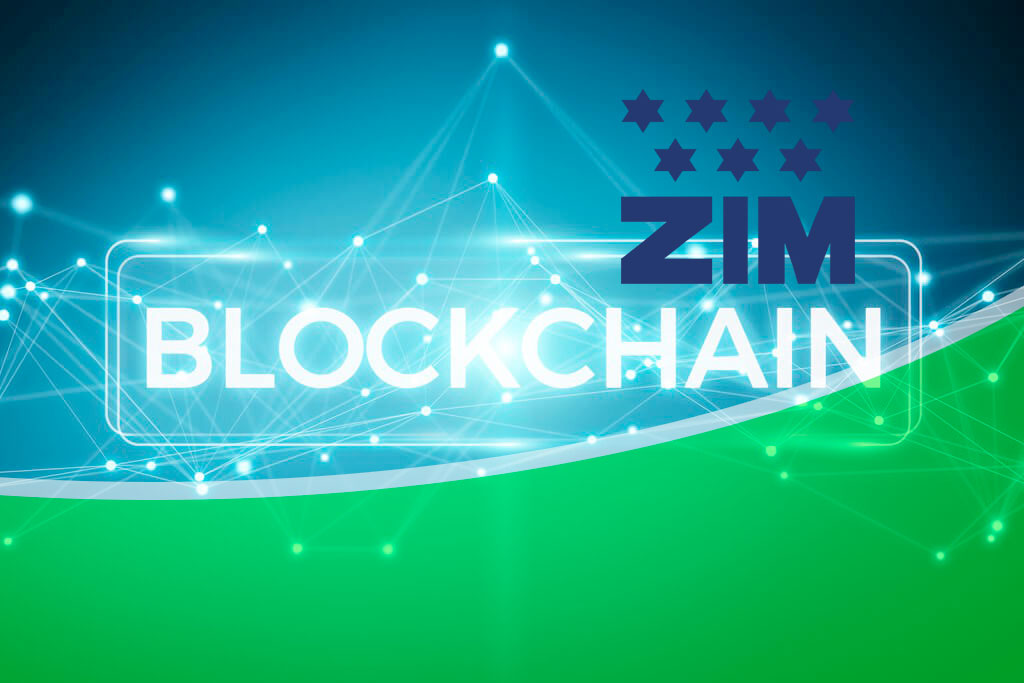 VIDEO: Zim lleva B/L s a la Blockchain