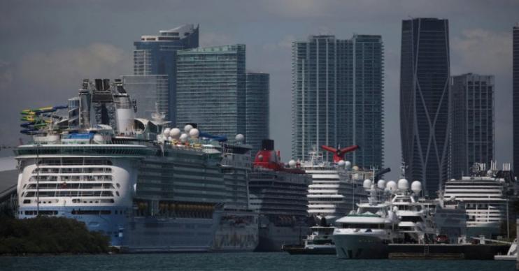 La guerra de la industria de cruceros contra COVID-19
